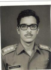 MS-8466 CAPTAIN. R. Rudra Narasimham, AMC/SSC