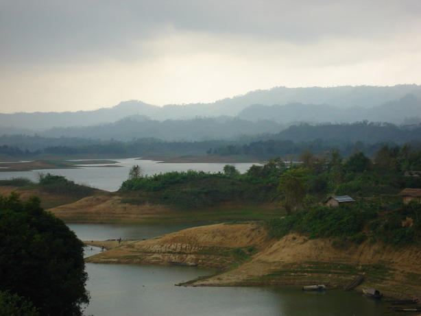 We had never planned to blow up the dam over Karnaphuli River at KAPTAI.