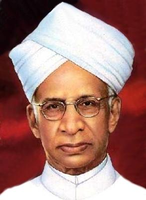Dr.Sarvepalli Radhakrishnan (1888 -1975)