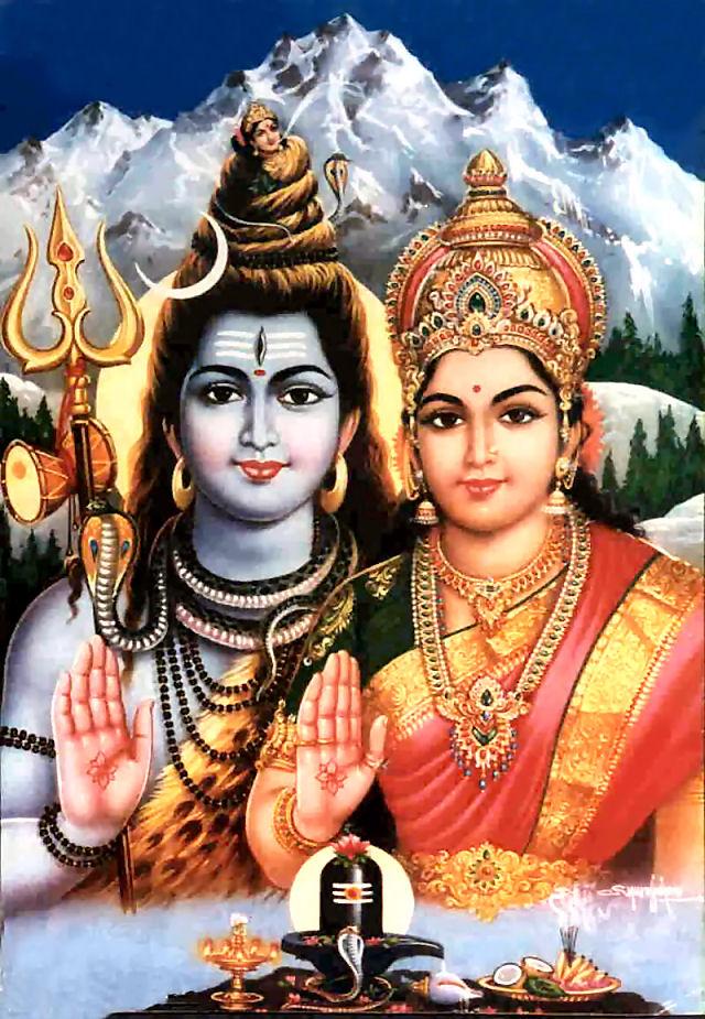 Kastvam? Shuuli, mrugaya bhishajam;Neela KantaH Priye aham, Kekaam yekaam kuru;PasupatiH,naiva drushtey vishaaney;Sthaanuur Mughdhey, na vadati taruH; Jeeviteysa ShivaayaaH, gachha atavyaam; iti Hatha VachaH paatu va Chandra ChuudaH.