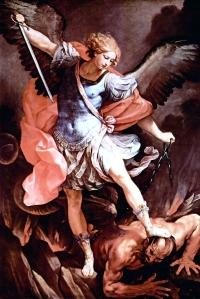 Saint Michael-the-archangel