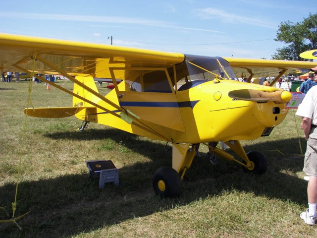 1948 Single Engine Aircraft - An encounter with Reality and Illusion.