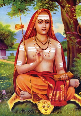 Adi Shankaracharya - Individualism