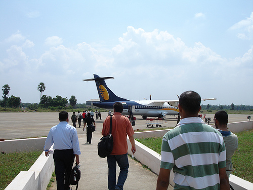 Rajahmundry Airport at Madhurapudi.
