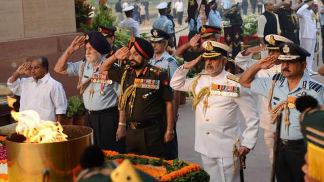 Ten Truths about the 1962 India-China War: Indian Army fought this War with utmost devotion to duty and entire Battalions had literally sacrificed their lives defending the Nation. India's Defence Minister, A.K. Antony paid his tribute to the martyrs on the 50th Anniversary of this War.