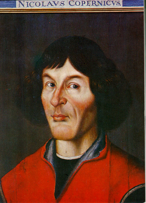 Nicholas Copernicus, Polish astronomer caused a revolutionary change in Astronomy for he had reversed the  way scientists think about the relationship of the Earth and the Sun.