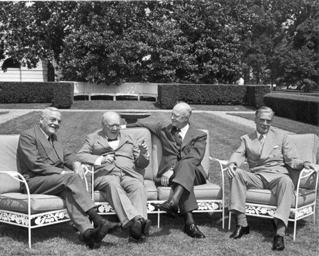 john foster dulles foreign policy during the cold war How two brothers waged a 'secret world war during the cold war in the brothers: john foreign policy you'd have foster dulles.