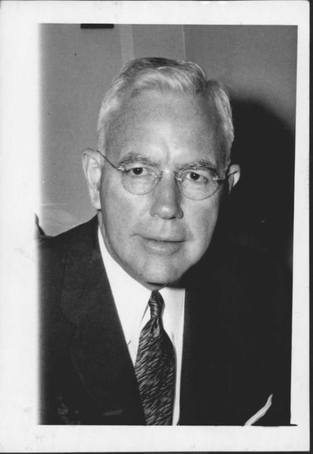 Whole Dude-Whole Master: This is a special tribute to Spymaster John Alexander McCone who served as CIA's 6th Director from November 1961 to April 1965.