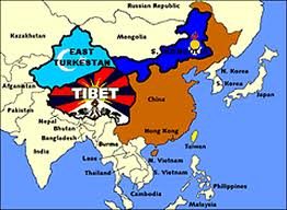 India has no official boundary with People's Republic of China. The Red Dragon wants to legalize its military occupation of Tibet and other territories taking full advantage of its military and economic strength. China's military expansionism is a bubble and it will burst as China attempts to further increase its size.