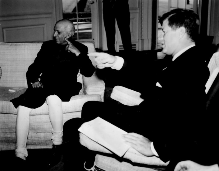 November 07, 1961: People's Republic of China had attacked India during October-November 1962 to test the strength of this India-US relationship to support Tibet.