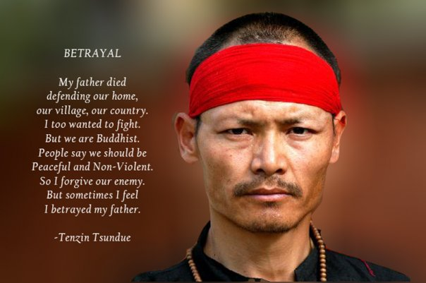 Special Frontier Force-The Battle of Right Against Might: Tenzin Tsundue, Tibetan poet and activist in exile has alerted people about Communist China's military adventurism. We must fight this threat on various fronts apart from taking military action.