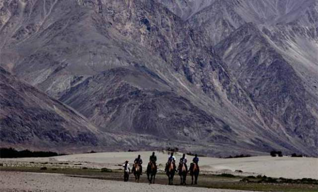 Special Frontier Force-The War on Communism: Chinese presence in Ladakh must not be tolerated.