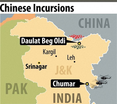 Special Frontier Force - Freedom in Tibet: Chinese incursions in Ladakh are a manifestation of the disease called military occupation of Tibet.