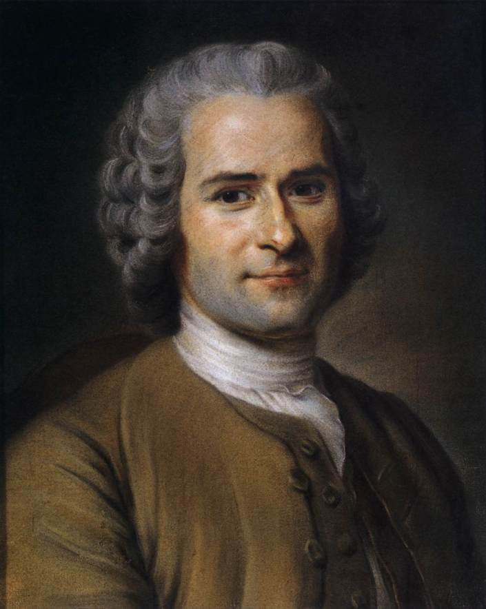Whole Dude - Whole Equality: Jean Jacques Rousseau, Swiss-French philosopher, writer, and political theorist was one of the great figures of the French Enlightenment and he continues to inspire the Romantic generation.