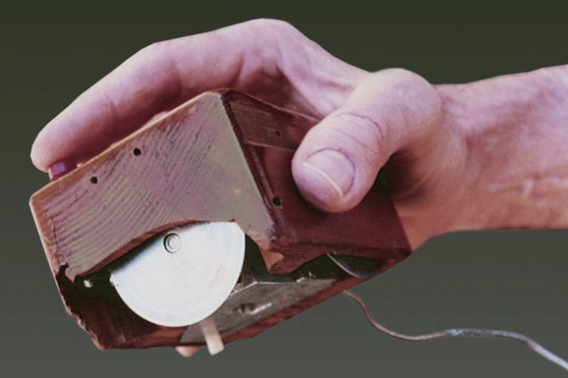 WholeDude - Whole Inventor: A special tribute to Dr. Douglas Carl Engelbart the inventor of computer mouse. The prototype of the first computer mouse.