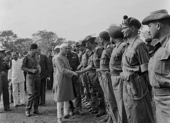 Truths about the 1962 India-China War