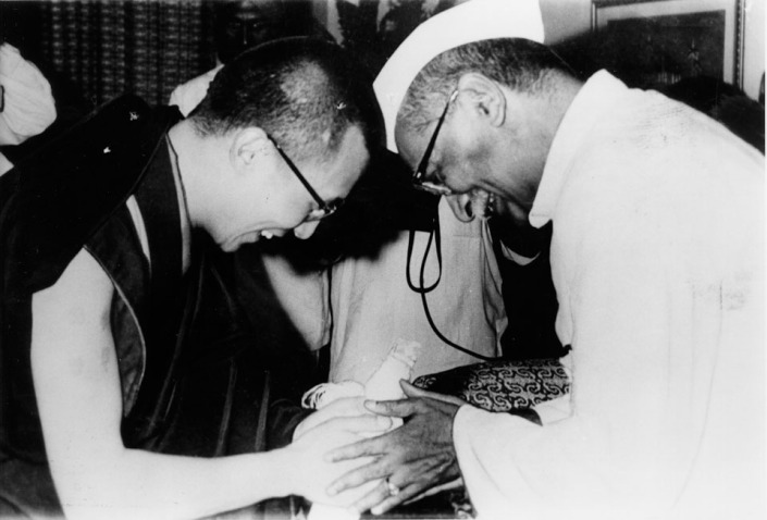 The history of Special Frontier Force-Establishment No. 22: Indian President Babu Rajendra Prasad had received His Holiness the 14th Dalai Lama with due dignity reflecting India's belief that the Dalai Lama is the traditional Head of Tibet, an autonomous nation.