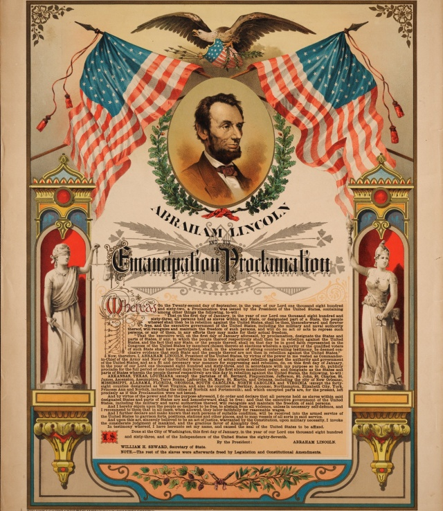 Labor Day - Emancipation Proclamation: On this Labor Day, September 02, 2013, I would ask my readers to reflect upon this Emancipation Proclamation. Have we abolished slavery, serfdom, servitude in the United States of America????