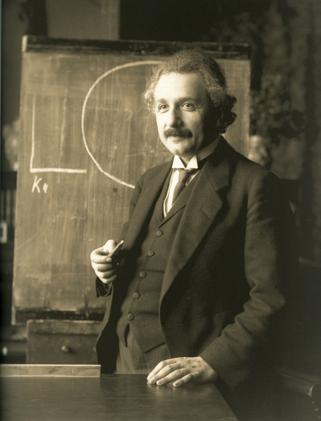 WholeDude - WholeDesigner - Photochemistry: Albert Einstein(1879-1955), American theoretical physicist received the 1921 Nobel Prize for Physics particularly for his work on Photoelectric Effect.