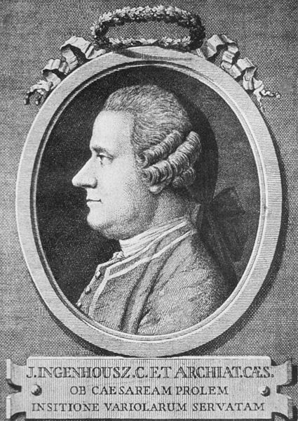 WholeDude - WholeDesigner - Photoreception: Jan Ingenhousz(1730-1799), Dutch-born British physician is best known for his discovery of the process of Photosynthesis.