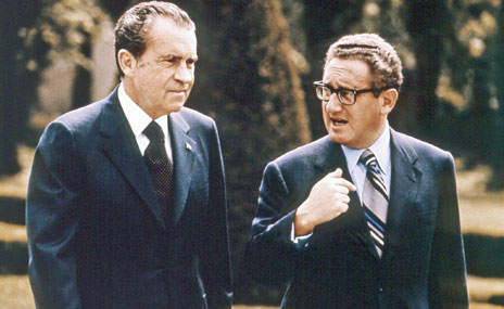 WHOLEDUDE - WHOLEVILLAINS: Richard Milhous Nixon, 37th President of the United States(1969-1974), and Dr Alfred Henry Kissinger, the National Security Adviser(1969-1975) deserve to be known as Whole Villains for not responding to the problem of genocide in East Pakistan( now known as Bangladesh) during 1971.