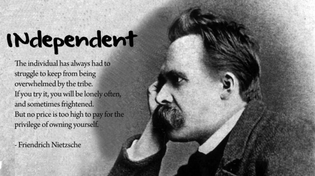 """WholeDude - WholeDesigner - Whole Nihilism: German philosopher Friedrich Wilhelm Nietzsche(1844 to 1900) often thought of his writings as struggles with """"Nihilism."""" In his view, Knowledge and Rationality in themselves do nothing to justify Human Existence and do nothing to justify the existence of the World."""
