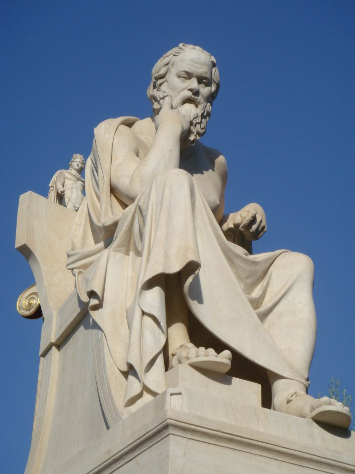 SPIRITUALITY - THE SCIENCE OF VIRTUE AND VICE: Socrates(470-399 B.C.), Greek philosopher compares the harmony produced by virtue in the Soul with the harmony of the parts in a healthy body. His view provides  a rational basis for seeking a scientific understanding of Virtue and Vice.