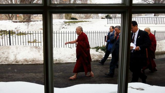 SPECIAL FRONTIER FORCE AT THE WHITE HOUSE: The Institution of Dalai Lama is not simply about a person known as Tenzin Gyatso. He is the Supreme Commander of Tibetan Forces that serve in the military organization called Special Frontier Force.