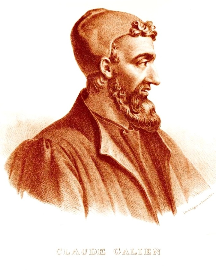 "SPIRITUALITY SCIENCE - THE ART OF MEDICINE:  GALEN, CLADIUS GALENUS(c. 130 - c.200 A.D.), Greek physician who served the Roman Emperors provided a synthesis of the Medicine of the ancient Greek world. In his view, ""The true Art of Medicine borrows its method from Nature's Art."""