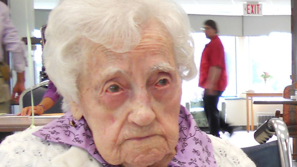 SPIRITUALITY SCIENCE - THE PROMISE OF GOOD OLD AGE:  DINA MANFREDINI DIED IN JOHNSTON, IOWA, USA ON DECEMBER 17, 2012 AT AN OFFICIALLY VERIFIED AGE OF 115-YEARS. THE FACT OF HER OLD AGE CAN BE EASILY RECOGNIZED.