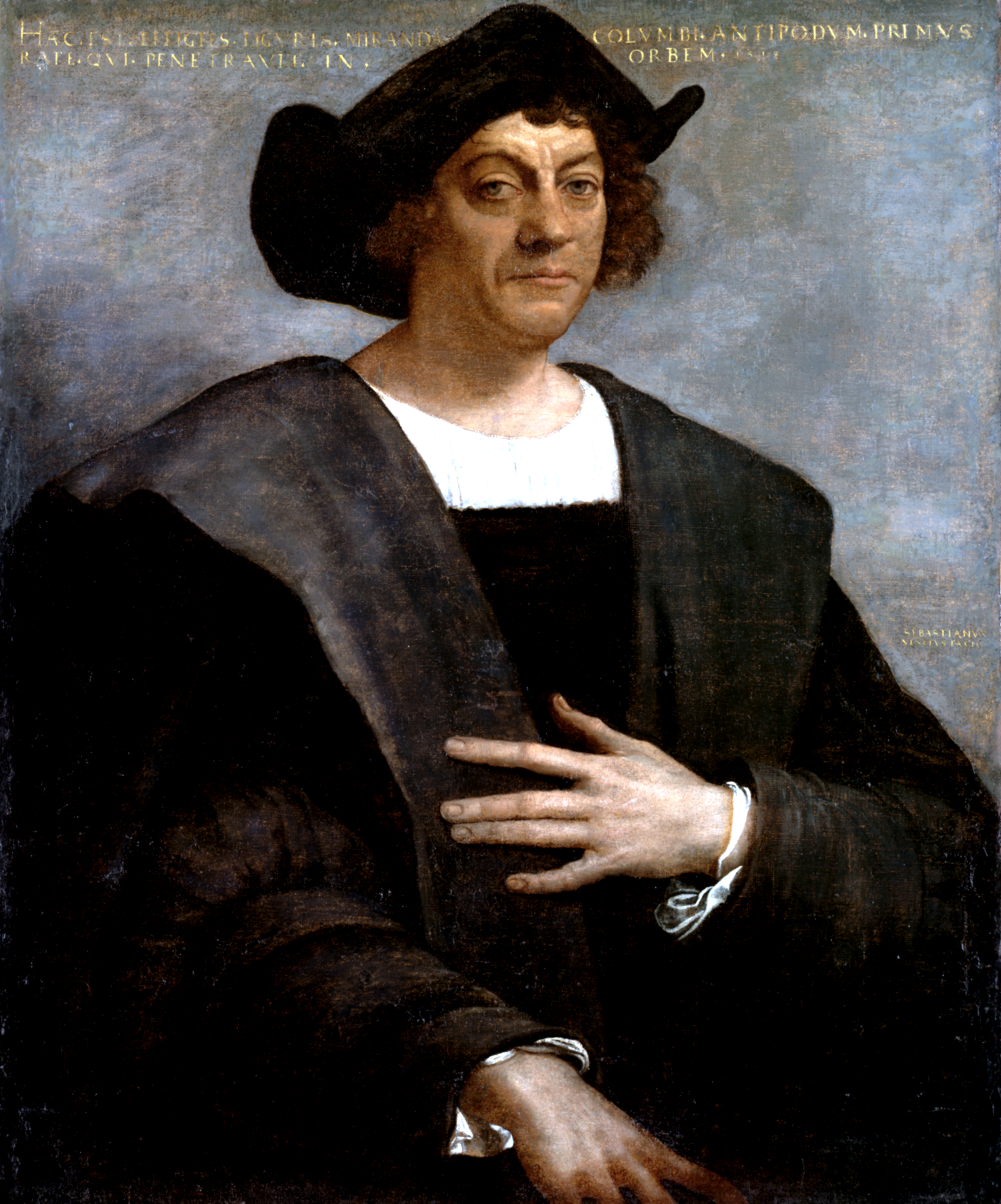 WHOLE BODY - WHOLE LOVE - WHOLE HOLIDAY: COLUMBUS DAY IS A LEGAL HOLIDAY COMMEMORATING THE DISCOVERY OF AMERICA ON OCTOBER 12, 1492.