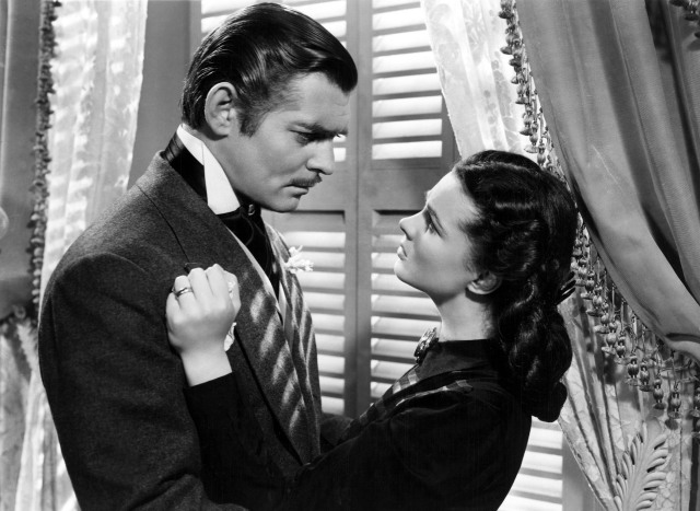 GONE WITH THE BOOM: CLARKE GABLE AND VIVIEN LEIGH GAVE VERY MEMORABLE PERFORMANCES IN THE AMERICAN EPIC HISTORICAL ROMANCE FILM, GONE WITH THE WIND THAT WAS RELEASED ON JANUARY 01, 1939.