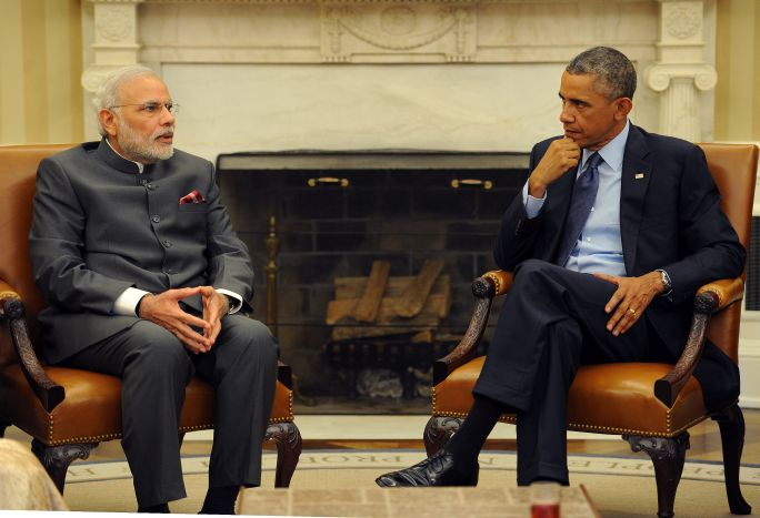 SPECIAL FRONTIER FORCE AT THE WHITE HOUSE, TUESDAY, SEPTEMBER 30, 2014: THIS MEETING BETWEEN PRIME MINISTER NARENDRA MODI AND PRESIDENT BARACK OBAMA HAS NOT REVEALED THEIR POSITION ON THE STATUS OF OCCUPIED TIBET. SPECIAL FRONTIER FORCE PROMOTES FRIENDLY RELATIONS BETWEEN INDIA, THE US AND TIBET.