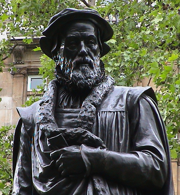 "WHOLE TEAM - WHOLE LABOR - SCAPEGOAT TRADITION: THIS BLOG POST IS RESPECTFULLY DEDICATED TO THE MEMORY OF WILLIAM TYNDALE(1494-1536), ENGLISH RELIGIOUS REFORMER, TRANSLATOR OF THE BIBLE AND A PROTESTANT MARTYR. HE COINED THE PHRASE ""SCAPEGOAT"" IN 1530."