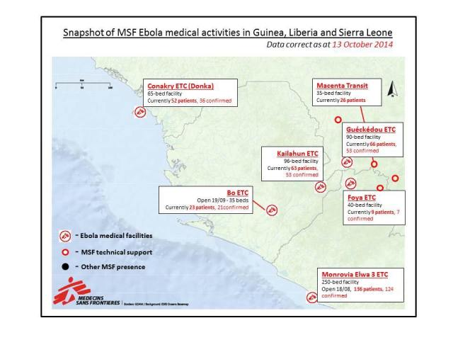 spirituality science ebola virus october2014: The Current Status of Ebola Outbreak in West Africa.