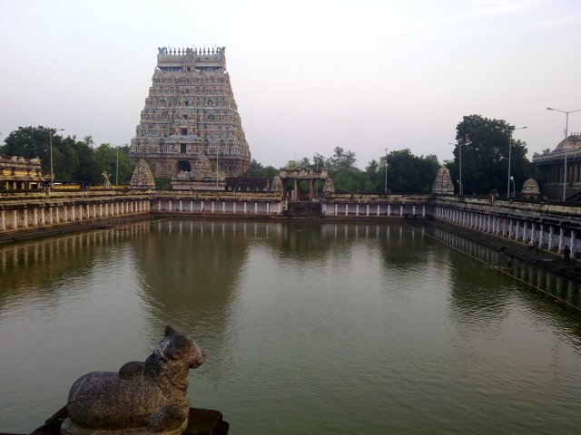 Spirituality Science-Form-Experience-Devotion-Nataraja Temple
