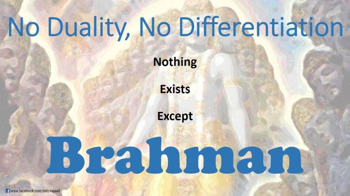 "SPIRITUALITY SCIENCE - AHAM BRAHMASMI - UNITY VS IDENTITY : THE THOUGHTS OF VARIOUS INDIAN THINKERS HAVE TO BE CAREFULLY INTERPRETED. EVERYTHING THAT EXISTS IS NOT EXACTLY THE SAME OR IDENTICAL TO BRAHMAN. IT WILL BE CORRECT TO INTERPRET THE ABOVE STATEMENT IN THE CONTEXT OF UNITY BETWEEN ORDERS LIKE GOD, ENERGY, MATTER, AND LIVING THINGS. THIS UNITY OR EIKYATA IS THE FUNDAMENTAL BASIS FOR EXISTENCE AND IS CALLED ""ASMI"" TO DESCRIBE BRAHMAN AS THE 'CAUSE' OF EXISTENCE."