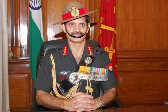 SPECIAL  FRONTIER FORCE  IS CELEBRATING  ITS PARTNERSHIP  WITH  INDIAN  ARMED FORCES : INDIA'S TOP MILITARY COMMANDER, GENERAL DALBIR SINGH SUHAG, AVSM VSM  SERVED  AS  THE  INSPECTOR  GENERAL  OF  SPECIAL  FRONTIER  FORCE  FROM  APRIL  2009  TO  MARCH  2011.  INDIA  CELEBRATES  ITS 66th  REPUBLIC  DAY  ON  26 JANUARY 2015.
