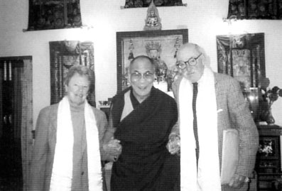#WHOLEVILLAIN  -  WHOLEVILLAIN  -  WHOLE  VILLAIN  -  HISTORY  OF  THE  US-TIBET  RELATIONS  :  THIS   PHOTO  IMAGE  OF  KENNETH  KNAUS  OF  CIA  WITH  HIS  HOLINESS  THE  14TH  DALAI  LAMA  SPEAKS  OF  HISTORY  OF  THE  US-TIBET  RELATIONS .