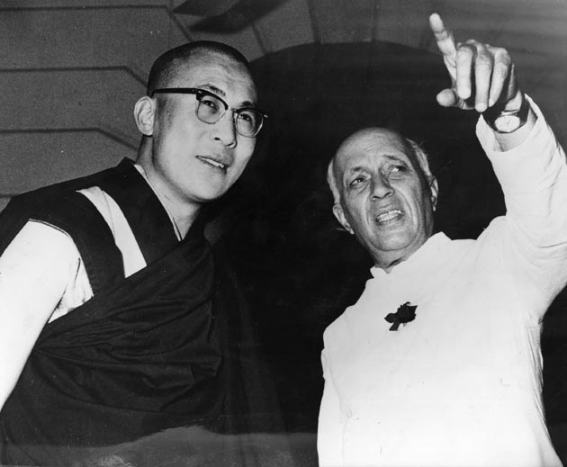 HISTORY  OF  US-INDIA-TIBET  RELATIONS  : 1964 . NEW DELHI .