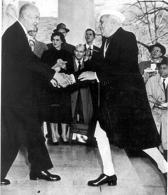 HISTORY  OF  THE  US-INDIA-TIBET  RELATIONS  :  DECEMBER  16,  1956 .
