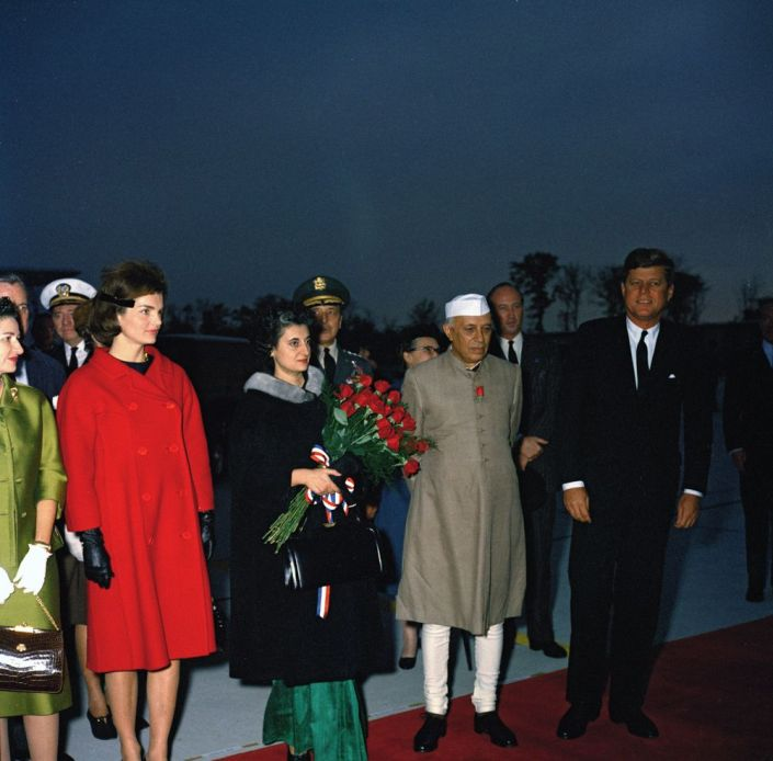 HISTORY  OF  THE  US-INDIA-TIBET  RELATIONS  :  NOVEMBER 07,  1961.