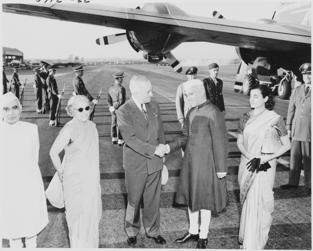 HISTORY  OF  THE  US-INDIA-TIBET  RELATIONS  :  OCTOBER  11,  1949 .