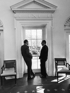 #WHOLEVILLAIN  -  WHOLEVILLAIN  -  WHOLE  VILLAIN  -  HISTORY  OF  THE  US-TIBET  RELATIONS  : 37TH  US  PRESIDENT  RICHARD  M  NIXON  WITH  DR  HENRY  ALFRED  KISSINGER .  TELL  ME  THE  NAMES  OF  YOUR  FRIENDS,  I'LL  TELL  WHO  YOU  ARE .