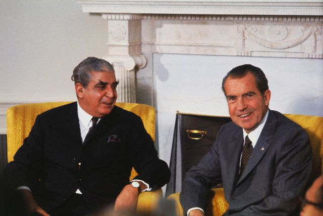 #WHOLEVILLAIN  WHOLEVILLAIN  WHOLE  VILLAIN  -  HISTORY  OF  THE  US-INDIA-TIBET  RELATIONS : OCTOBER  24,  1970.  PRESIDENT  NIXON  BEFRIENDED  PAKISTAN'S  MILITARY  DICTATOR  GENERAL  AGHA  YAHYA  KHAN  IGNORING  HIS  CRIMES  AGAINST  HUMANITY  , THE  CRIME  OF  GENOCIDE  IN  EAST  PAKISTAN .