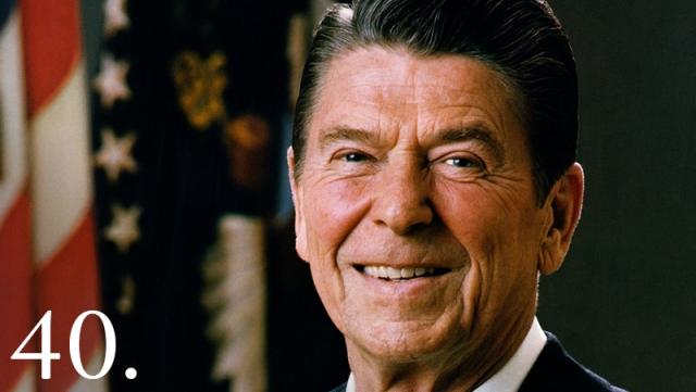DOOMSAYER  OF  DOOM  DOOMA  -  BEIJING  IS  DOOMED :  REMEMBERING 40TH  US  PRESIDENT .