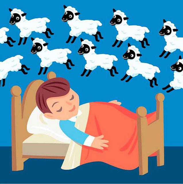 wholemurphy wholereport whole sleep count the sheep