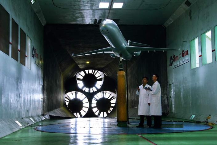 specialfrontierforce china military threat wind tunnel