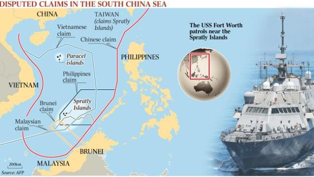 the evil red empire airspace south china sea expansionism