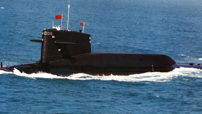 the evil red empire first nuclear submarine